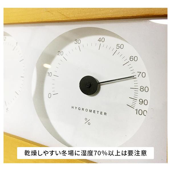湿度70%以上では要注意